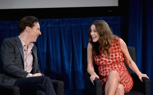 2015/02/16 : Benedict discusses The Imitation Game in TimesTalks