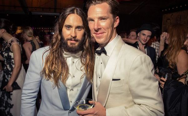2015/02/22 : Benedict attends Vanity Fair Oscar Party 2015